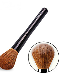 Makeup Brush Wool Powder Paint Wooden Handle