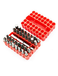 Charging Drill Electric Screwdriver Special Batch Head Set(	33Pcs)