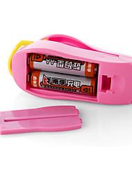 portátil mini máquina de sellado (color al azar; 4 de la venta)