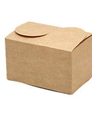 Yellow Color Other Material Packaging & Shipping Kraft Packing Boxes A Pack of Ten