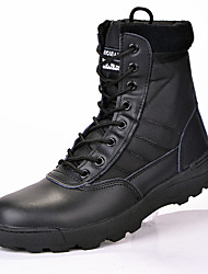 Sport Army Men's Tactical Boots Desert Outdoor Hiking Leather Boots Military Enthusiasts Marine Male Swat Combat Shoes