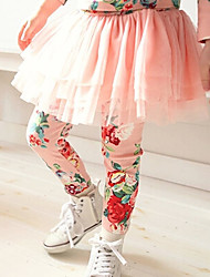 Girl's Cotton Spring/Autumn Fashion Pantskirt Culotte Pants Child Legging