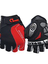 MOKE® Sports Gloves Men's / Unisex Cycling Gloves Spring / Summer Bike GlovesAnti-skidding / Shockproof / Breathable / Wearproof /
