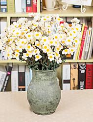 1 1 Une succursale Mousse de polystyrène Cerisier du Japon Fleur de Table Fleurs artificielles 19.6inch/50cm