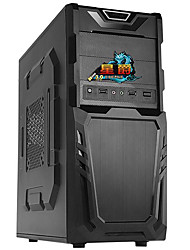 USB 2.0 Gaming Computer Case Support ATX  ITX MicroATX for PC/Desktop
