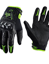 Carbon Fiber Racing Motocross Riding Gloves Refers To The Whole Earthquake