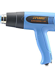 JFTOOIS Film Industry Thermostat Hot Air Gun 1800W Two Tranches Temperature (JF-1801W)