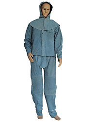 Welders Jacket Insulation Against Hot Clothing Overalls Labor Insurance Protective Jacket Construction Machining