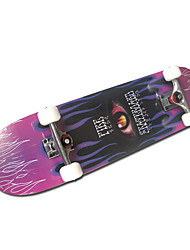 Classic Skateboard(70*51mm) Blue/Pink