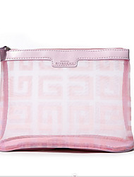 Transparent Cosmetic Bag Travel Sweet Lady Hand Bag Bag Wash Bag