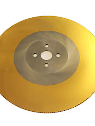 титановое покрытие импортированных высокоскоростных дисковые пилы ножовка лезвие резака кусок супер нержавеющей стали лезвие