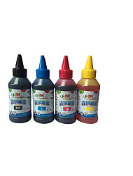canon 4 couleurs d'encre d'imprimante 100ml bec 100ml universel