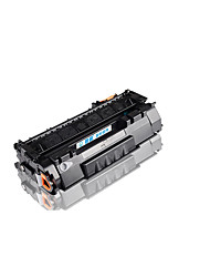 M2727 pour HP Q7553A cartouches 53a hp lj de P2015d P2014 lj2015dn pages 2500 imprimé