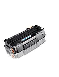 M2727 для HP Q7553A 53а HP LJ P2014 P2015d картриджи lj2015dn напечатанных страниц 2500