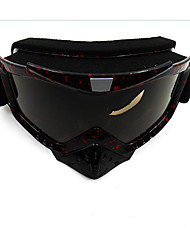 Windproof Ski Goggles Riding Motorcycle Goggles Dust Goggles Color Cross Helmet Goggles