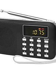 y-896 ultra-dünne Karte Auto-Lautsprecher, portable AM / FM Radio Auto-Lautsprecher
