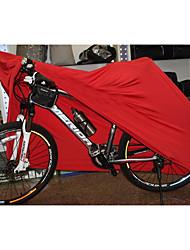 bicicleta tampa costura elástica à prova de poeira espessamento tampa do filtro solar mtb cover elástica