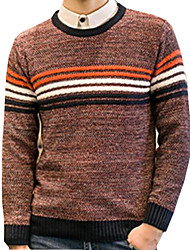 DMI™ Men's Round Neck Print Pullover Sweater(More Colors)