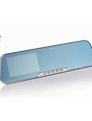 d600s-gd 1080p vision nocturne piste de vitesse départ de la vue arrière transit miroir véhicule enregistreur trois en un