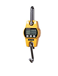 Portable Electronic Hook Scale(Weighing Range: 60 (KG),Yellow)