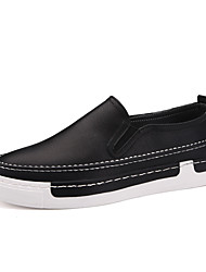 British Style Men's Fashion Trend Slip-on Loafers Flats for Casual Style Man's Shoes for Trip