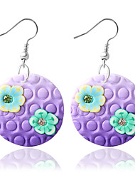 Ceramic Earring  Drop Earrings Daily / Casual 1 pair