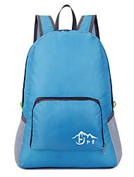 Portable Folding Bag Multifunctional Outdoor Travel Bag Waterproof Nylon Backpack Travel Bag