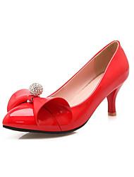Women's Shoes PU / Glitter Summer / Fall / Winter Heels Boots Wedding / Party & Evening / Dress Stiletto Heel