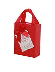 Red Color, Other Material Packaging & Shipping Gift Box A Pack of Three