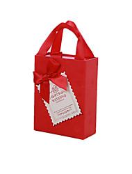 couleur rouge, d'autres emballages de matériel&cadeau d'expédition boîte un paquet de trois