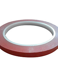 Adhesive Tape Red Color Other Material Service Equipment Type ,Three Of A Pack