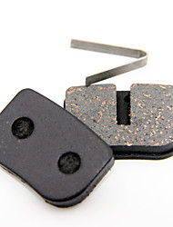 GEKOO Cycling Disc Brake Semimetal Pads for AOBANG,BOLI,AONUOSAI