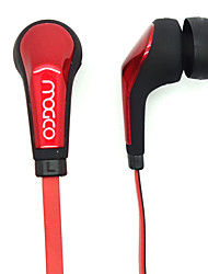 MOGCO IE-M2 In-Ear Headphones (Headband)ForMedia Player/Tablet / Mobile Phone / ComputerWith Microphone