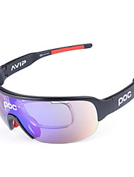 POC Half Frame Sports Glasses Riding Goggles Anti-wind Multifunction