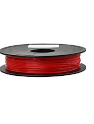 pla fournit 0.5kg fournitures d'impression 3D pour le prototypage rapide de haute qualité soie imprimée anet 5 couleurs en option
