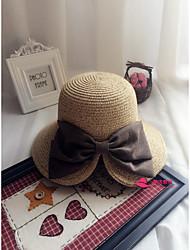 Mujer Sombrero para el sol Casual-Primavera / Verano / Otoño-Acrílico