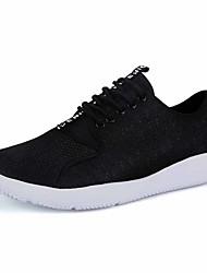 Men's Sneakers Spring / Summer / Fall / Winter Comfort Tulle Outdoor / Athletic /  Black / White / Gray Sneaker