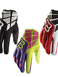 Full Finger Gloves Slip Off-Road Bicycle Racing Gloves Motocross Riding Gloves