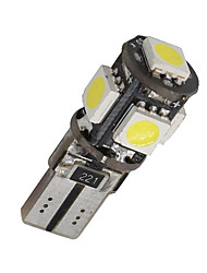 lot T10 194 W5W LED 5-smd 5050 CAN-Bus fehlerfrei Auto Keilseitenglühlampelampe