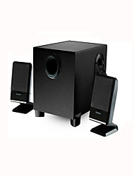 Edifier 2.1 Multimedia Desktop Computer Speakers Active Subwoofer Sound Wood (R101V)