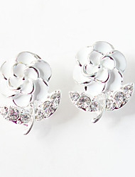 Alloy Earring Stud Earrings Wedding/Party/Daily / Casual 1 pair