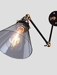 Eclairage avec Bras oscillant-Rustique/CampagnardMétal