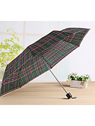 8K Three Portable Mini Folding Umbrella