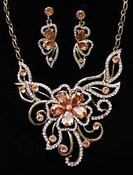 Bijoux Colliers décoratifs / Boucles d'oreille Collier / Boucles d'oreilles Sexy / Bohemia style / Adorable / Croix / PersonnalitéMariage