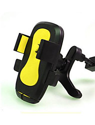 автомобильный кондиционер кронштейн 360 роторный присоске держатель мобильного телефона