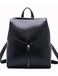 Women Cowhide Casual Shoulder Bag