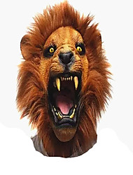 Halloween Masks / Headgear Lion Festival Supply For Halloween / Masquerade 1Pcs