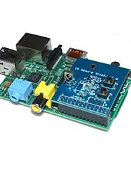 escudo de infravermelhos para Raspberry Pi Raspberry Pi b Raspberry Pi b + Raspberry Pi 2