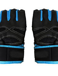 Own Bicycle Motorcycle Riding Gloves Half-Finger Gloves Slip Outdoor Fitness Sports Gloves