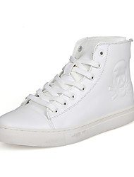 Men High-top Boots Casual Skate Shoes